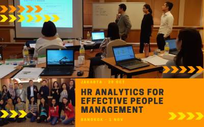 HR Analytics for Effective People Management (29 Oct)