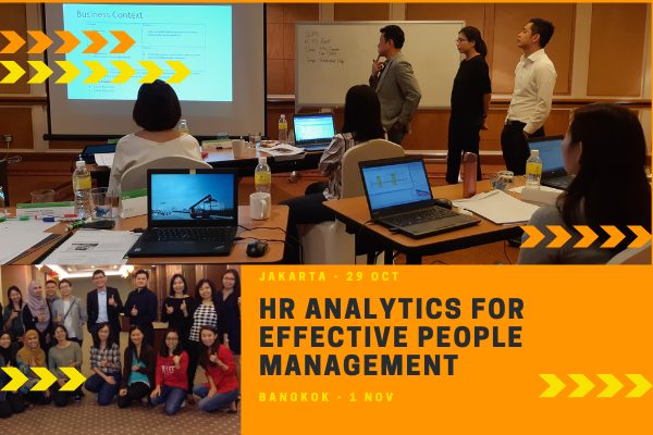 HR Analytics for Effective People Management (01 Nov)