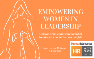Empowering Women in Leadership (05 Dec)