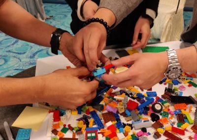 lego hands