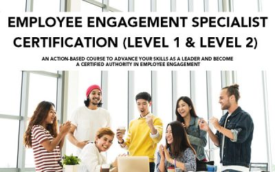 Employee Engagement Specialist Certification (Level 1 & Level 2) (22-23 June)