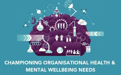 Virtual Training: Championing Organisational Health & Mental Wellbeing Needs (25 Aug)
